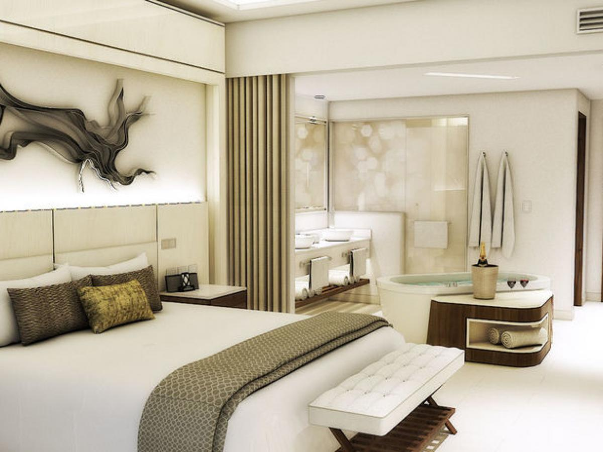 Hidaway at Royalton Negril jamaica - Diamond Luxury Junior Suite