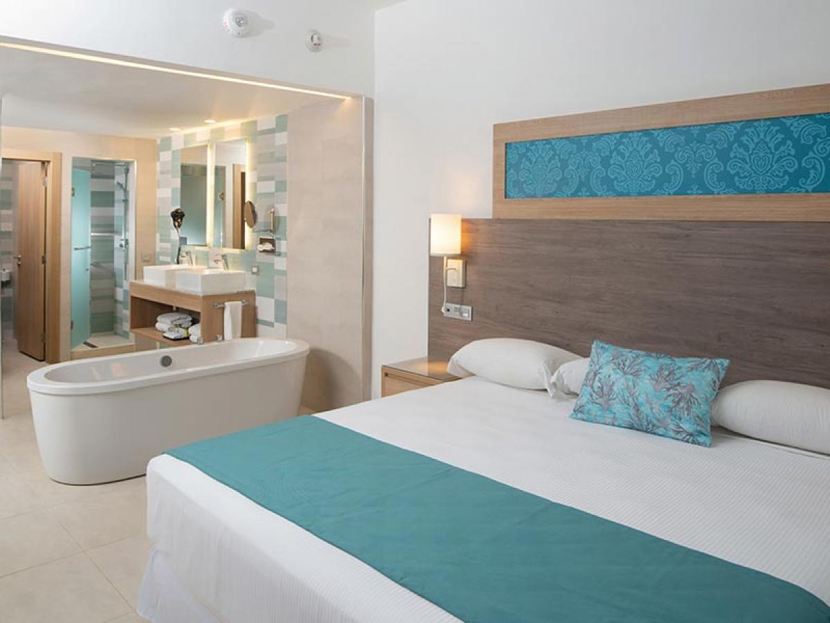 Riu Palace Tropical Bay Suite ocean view