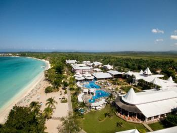 Riu Palace Tropical Bay Negril Jamaica - Beach