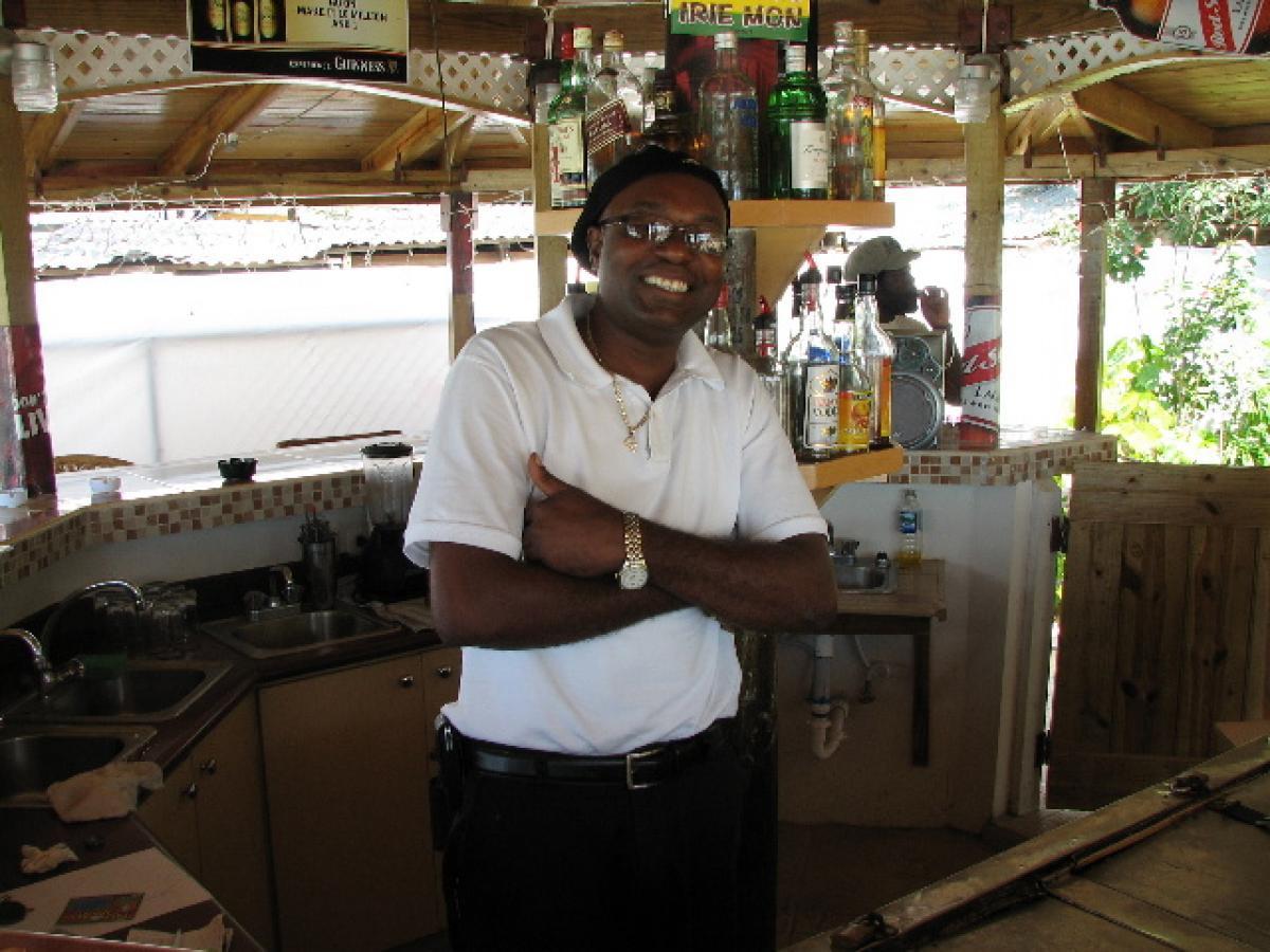 Rondel Village Negril Jamaica - Beach Bar