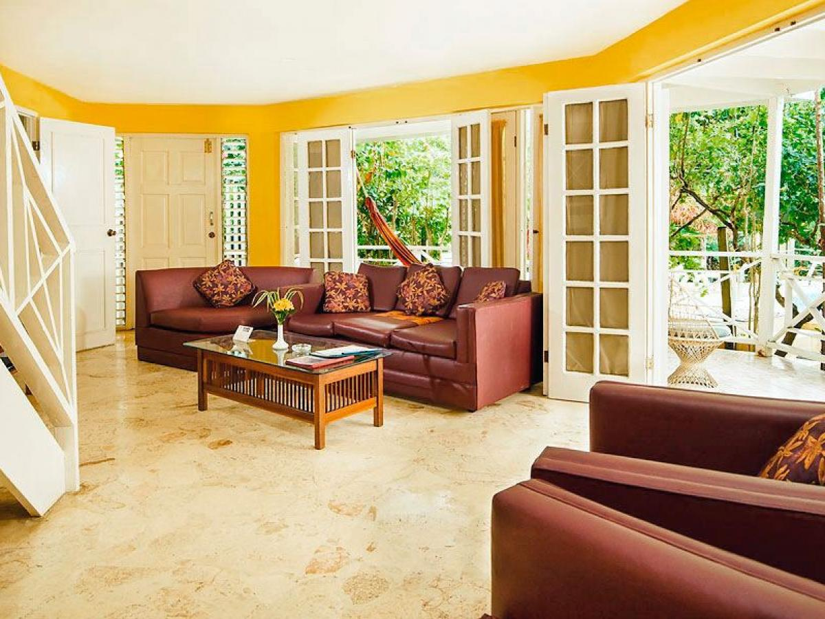 Rondel Village Negril Jamaica - Three Bedroom Villa