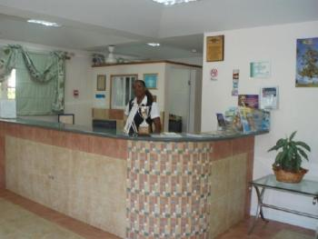 Rondel Village Negril Jamaica - Lobby