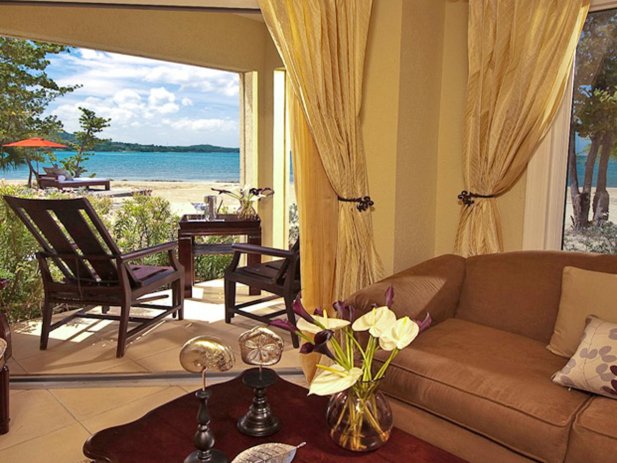 Sandals Whitehouse Negril Jamaica - Beachfront Grande Luxe Walkout Club Level Ro