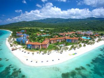 Sandals Whitehouse Negril Jamaica - Resort