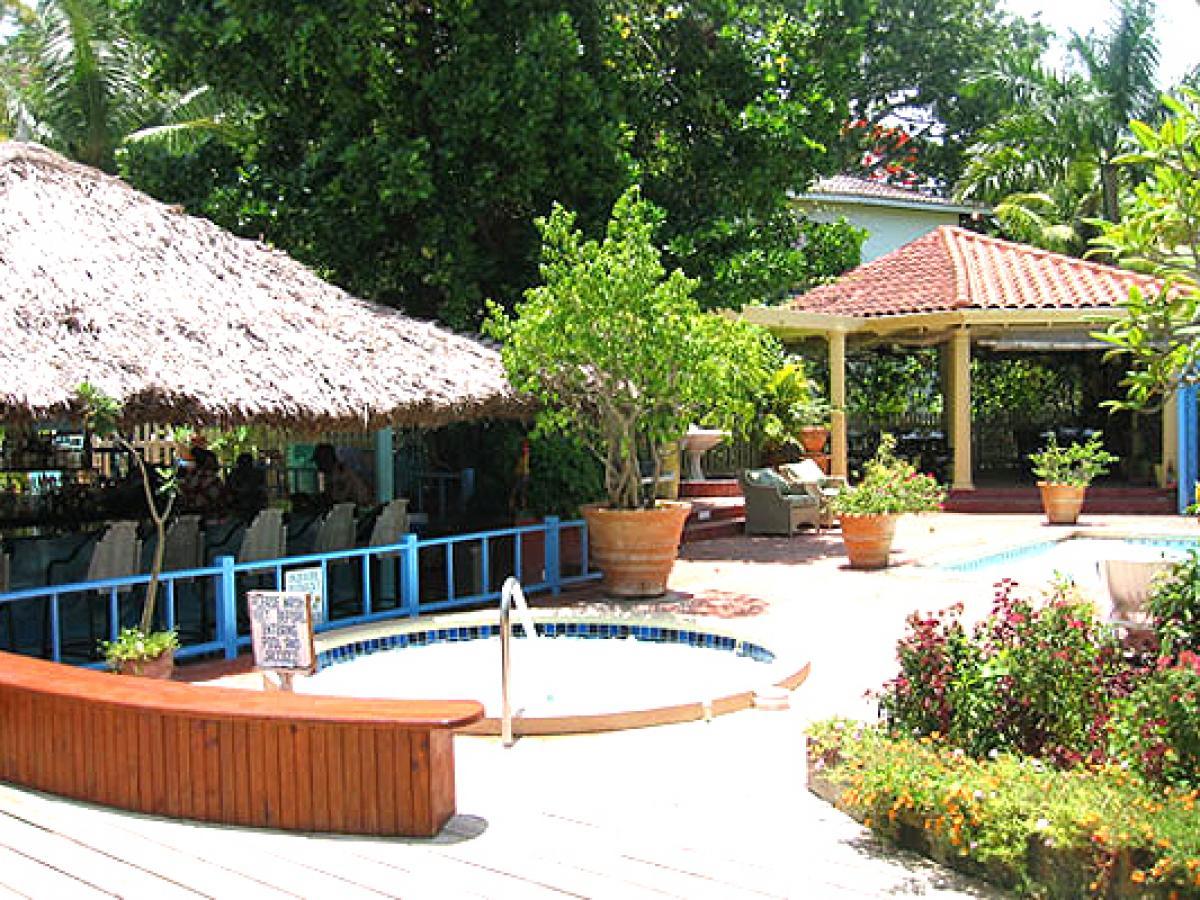 Sea Splash Resort Negril Jamaica -Swimming Pool