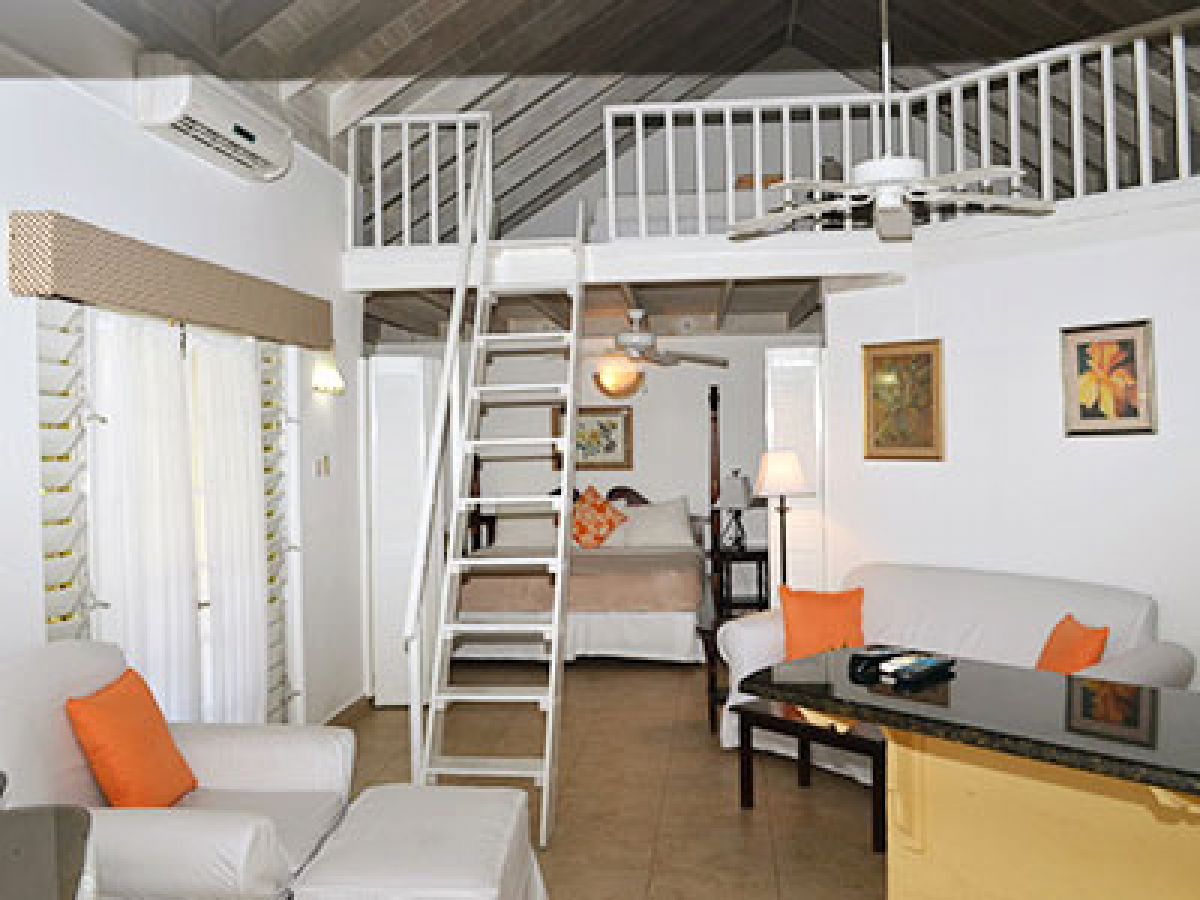 Sea Splash Negril Jamaica - One Bedroom Loft Suite