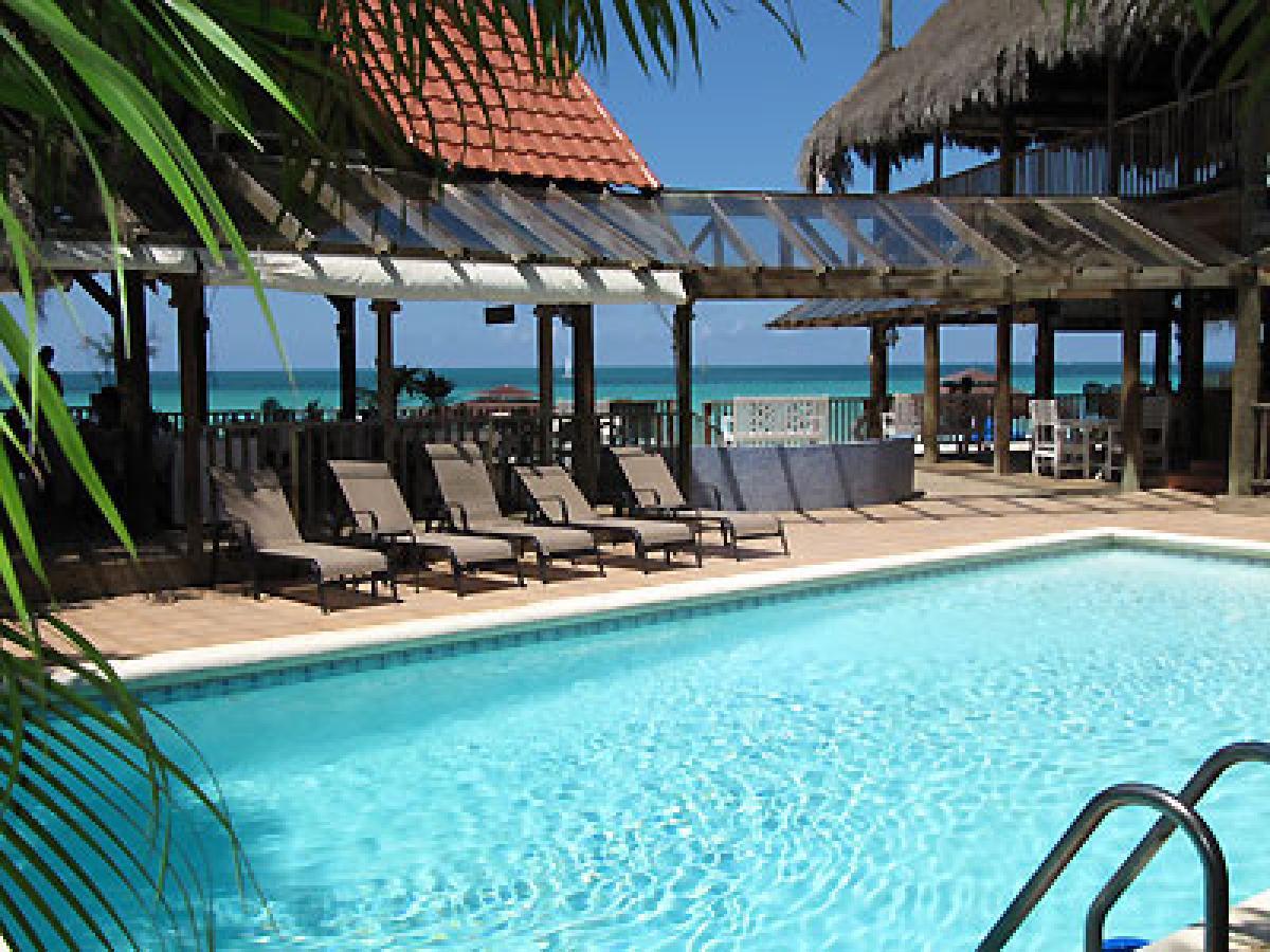 Sea Splash Negril Jamaica - Pool