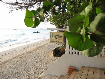 Sea Splash Resort Negril Jamaica - Beach