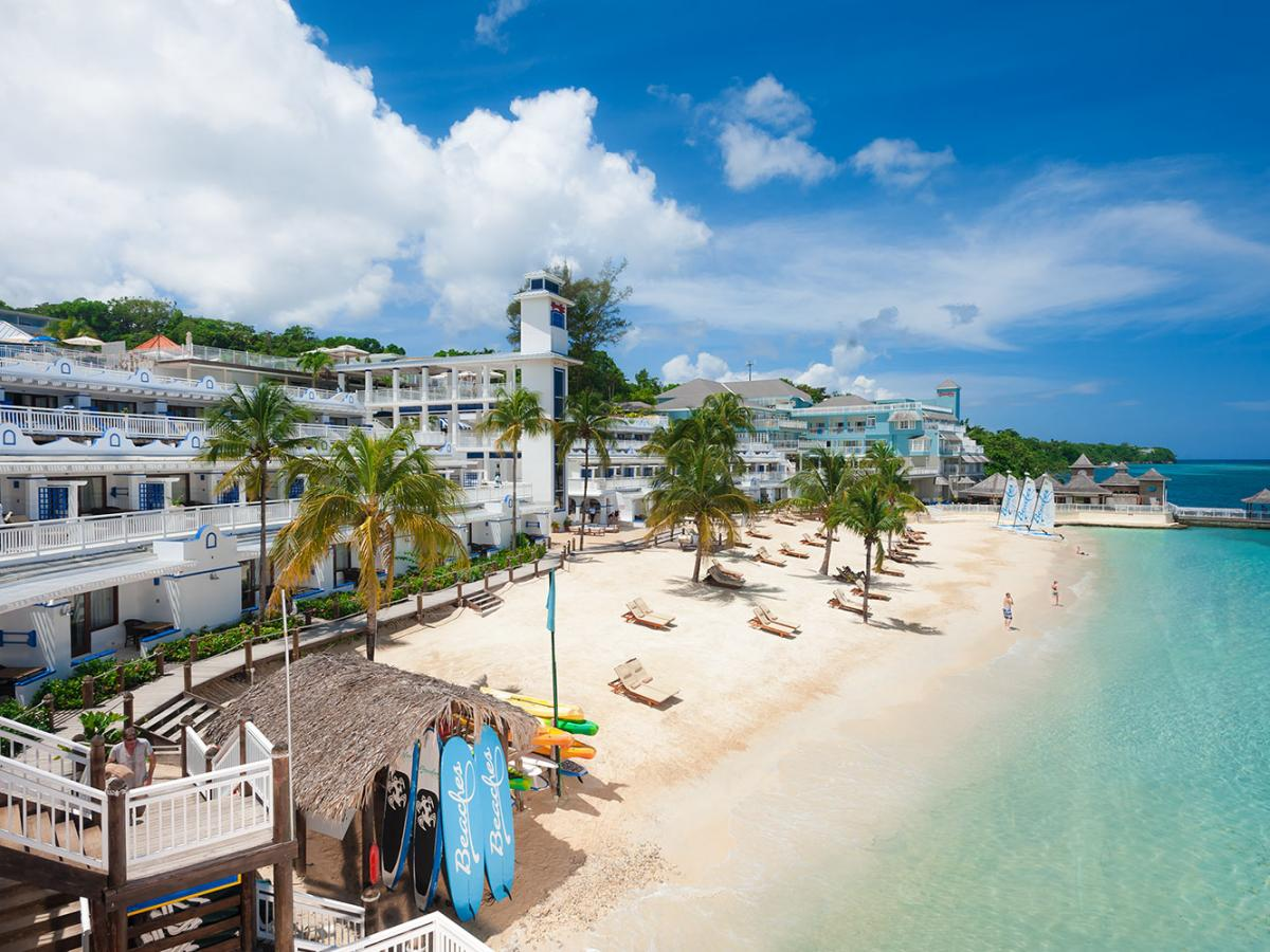 Beaches Ocho Rios Resort & Golf Club Jamaica -Beach