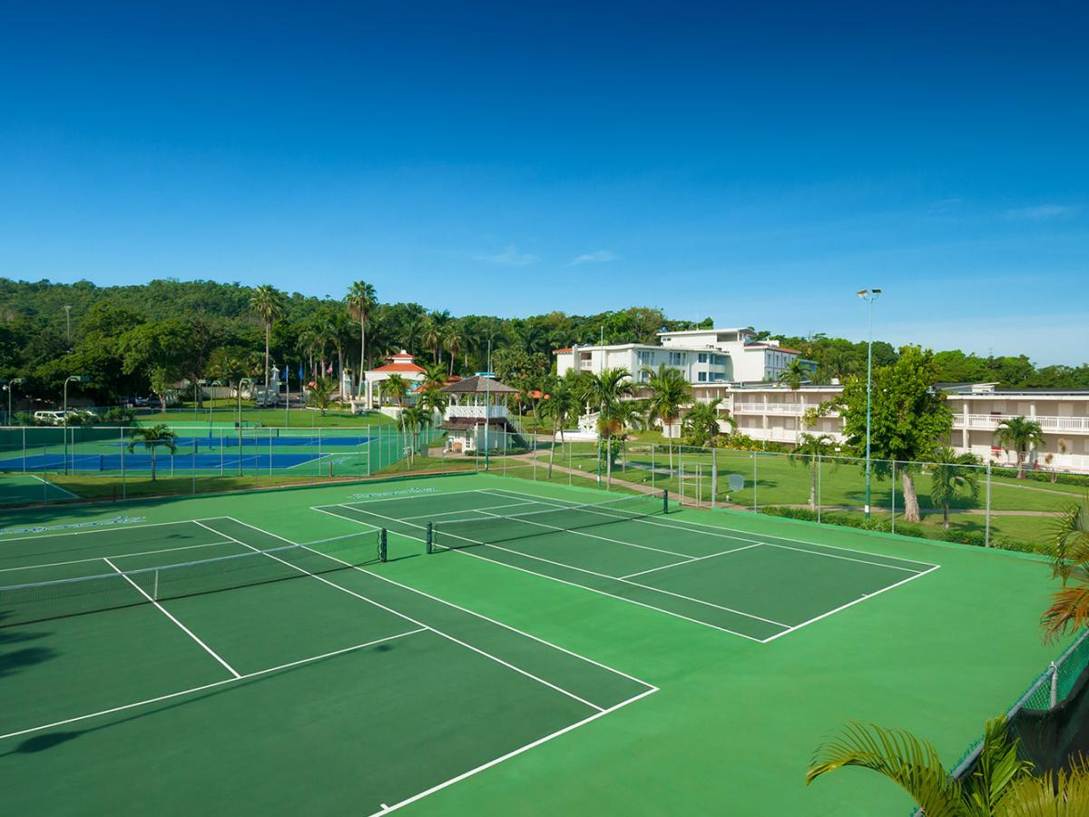 Beaches Ocho Rios Resort & Golf Club Jamaica - Tennis