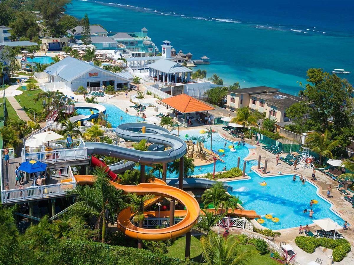 Beaches Ocho Rios Resort & Golf Club Jamaica -Water Park