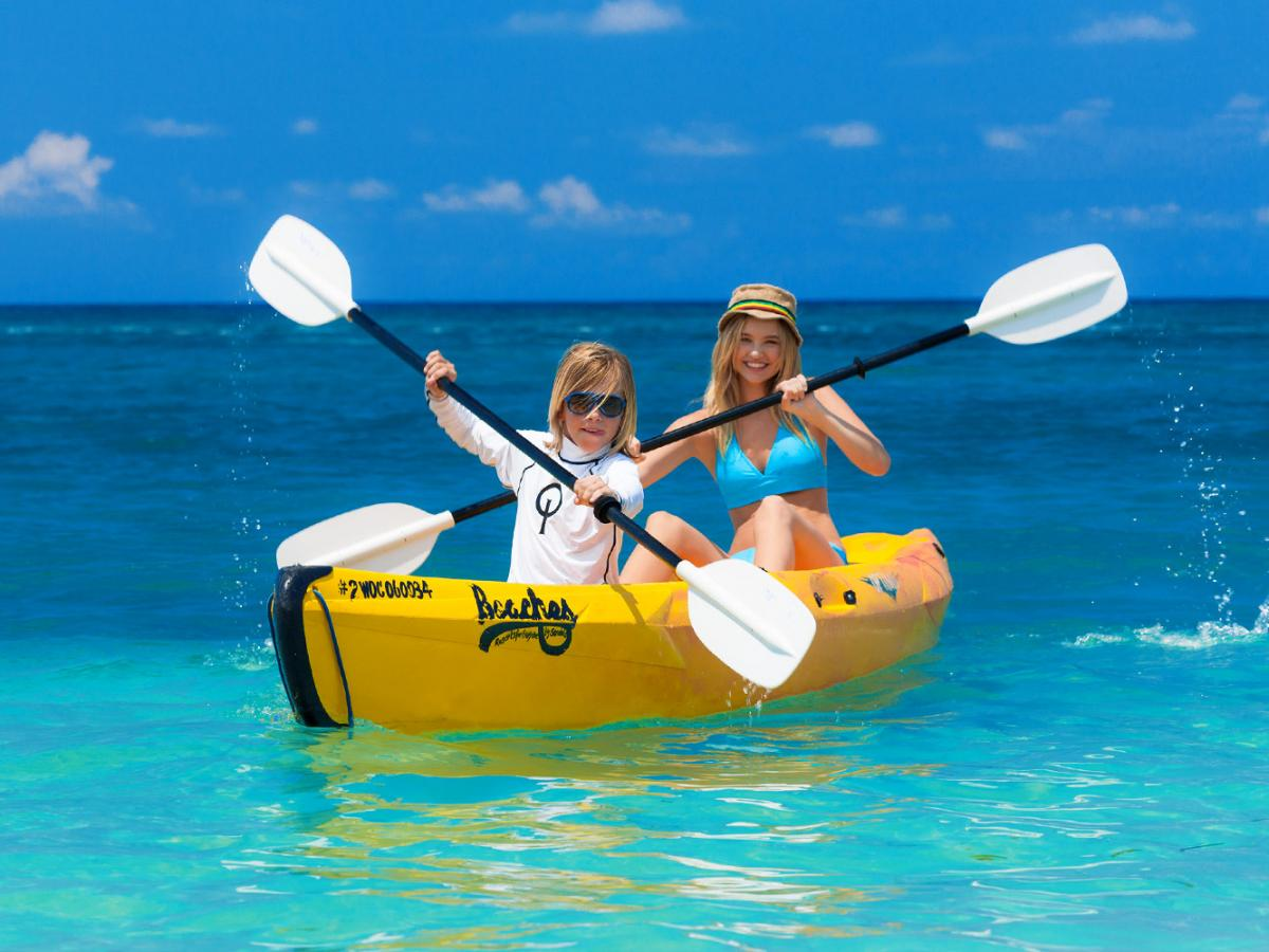 Beaches Ocho Rios Resort & Golf Club Jamaica - Kayaking