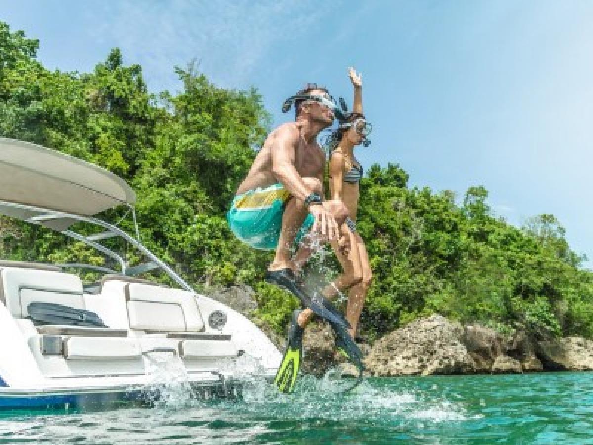 Couples Tower Isle Ocho Rios Jamaica - Snorkeling