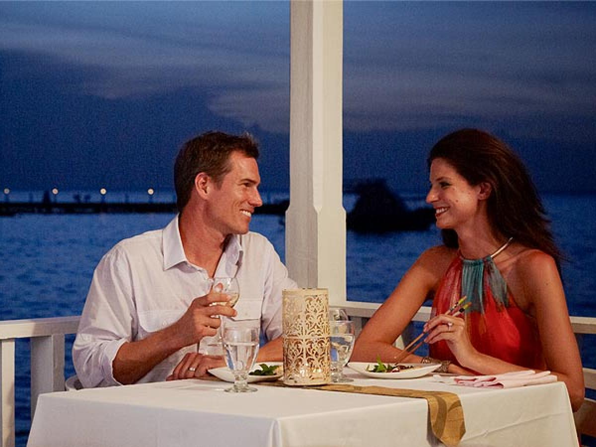 Couples Tower Isle Ocho Rios Jamaica - Bayside Restaurant