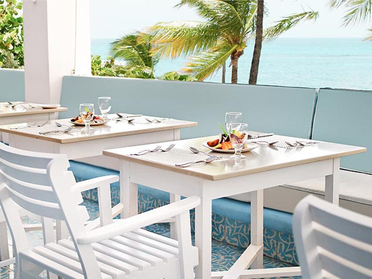 Couples Tower Isle Ocho Rios Jamaica - The Patio Restaurant