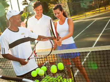 Couples Tower Isle Ocho Rios Jamaica - Tennis