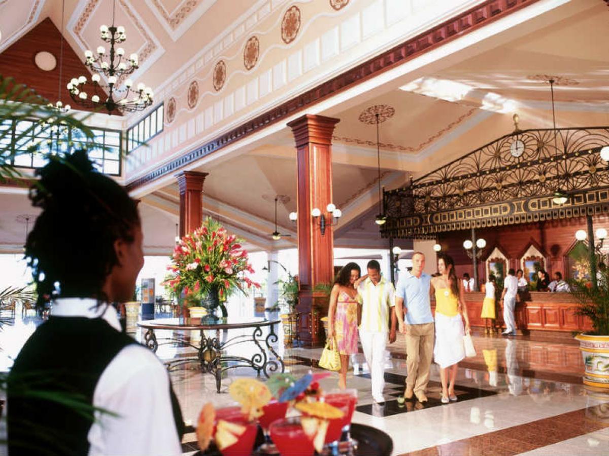 Riu Ocho Rios Jamaica - Lobby