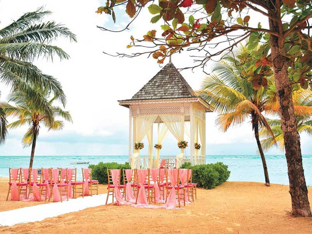 Riu Ocho Rios Jamaica - Wedding