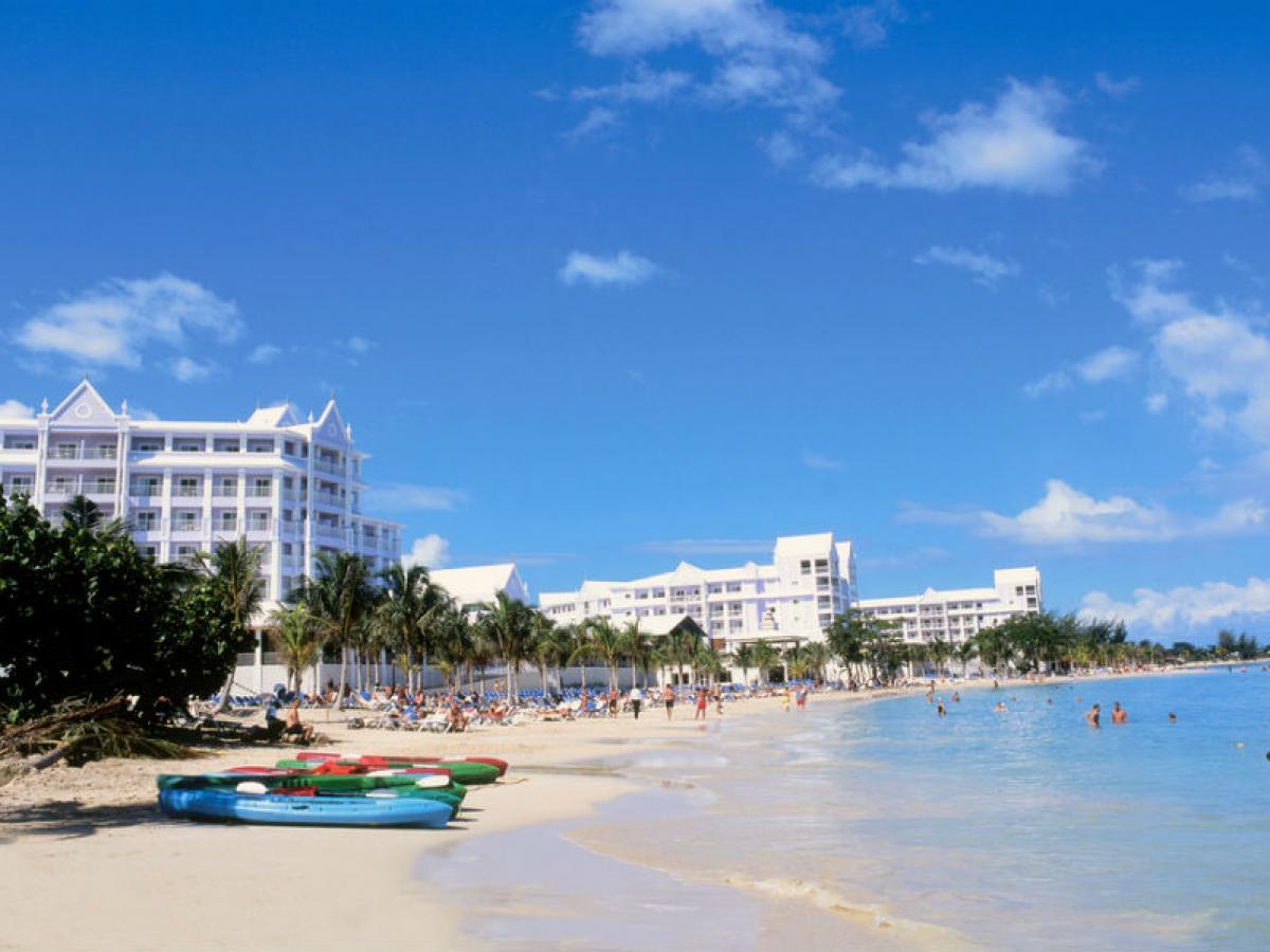 Riu Ocho Rios Jamaica - Beach