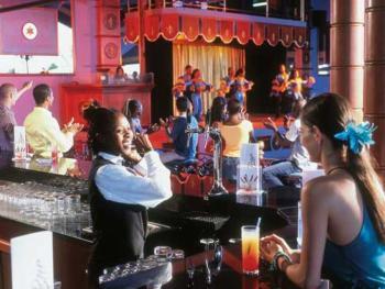 Riu Ocho Rios Jamaica - Night Club