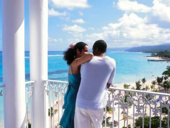 Riu Ocho Rios Jamaica - Balcony  Oceanfront Room