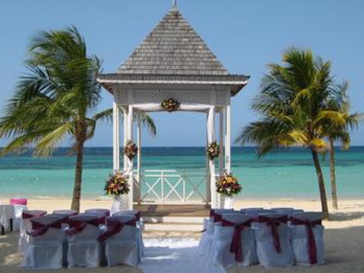 Riu Ocho Rios - Wedding