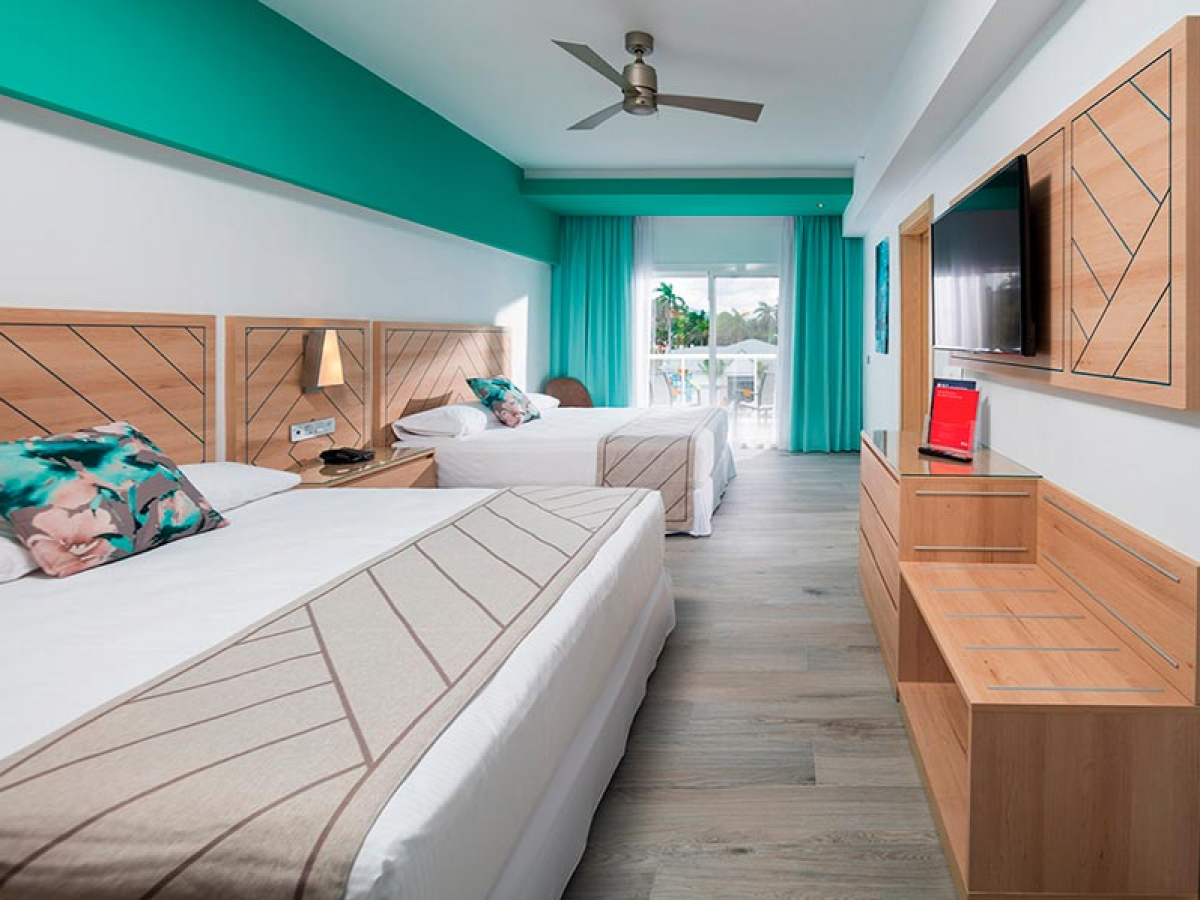 Riu  Ocho Rios - Two Bedroom Family Room