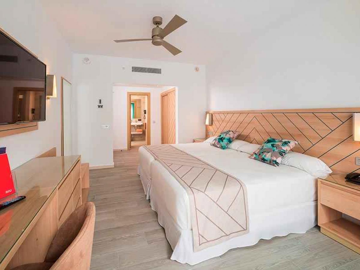 Riu Ocho Rios Double Room Ocean Front