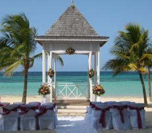 Riu Ocho Rios - Wedding