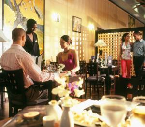 Riu Ocho Rios- Japanese restaurant