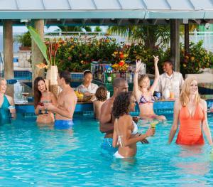 Riu Ocho Rios- Swim up Bar