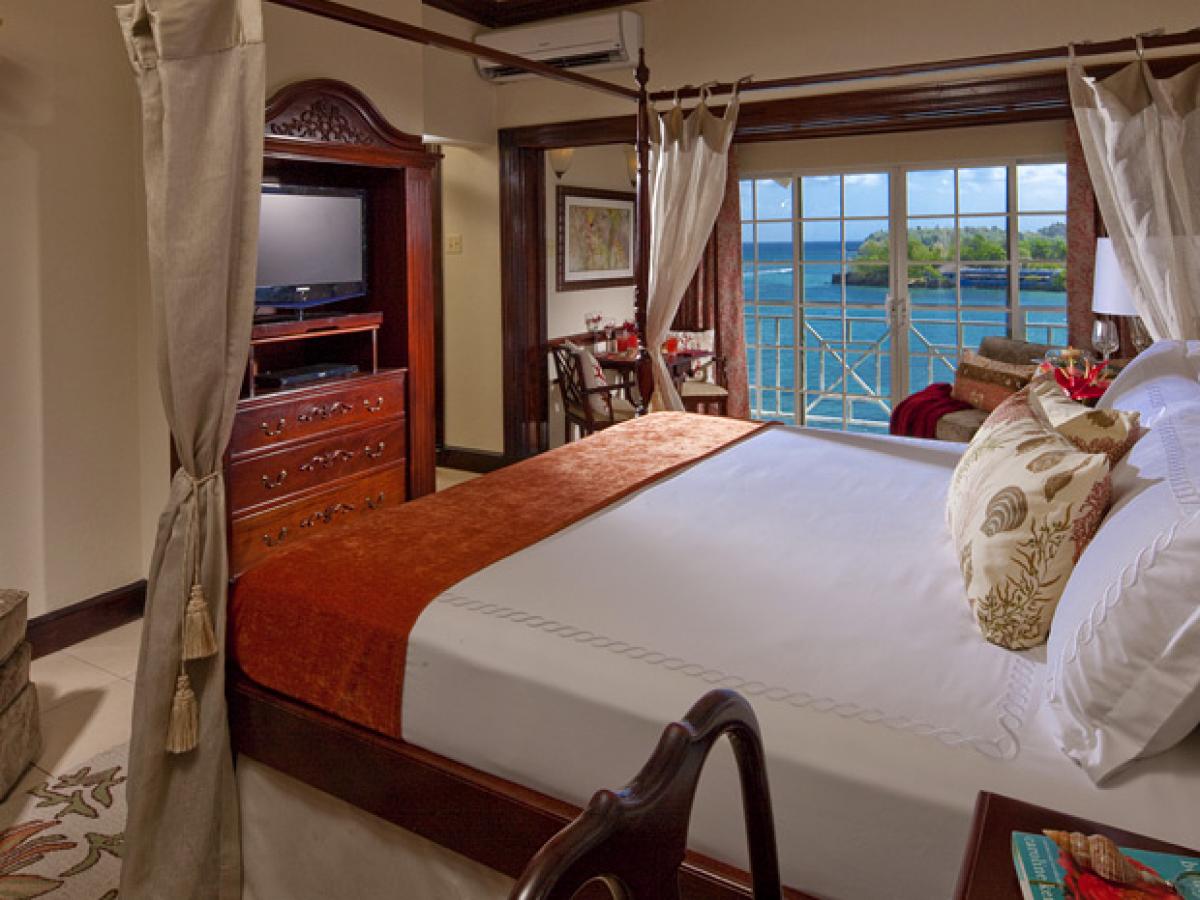 Sandals Royal Plantation - Viceroy Honeymoon Oceanfront