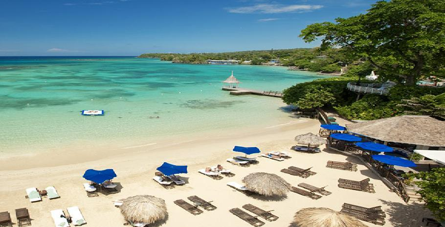 Sandals Royal Plantation Ocho Rios Jamaica - Beach