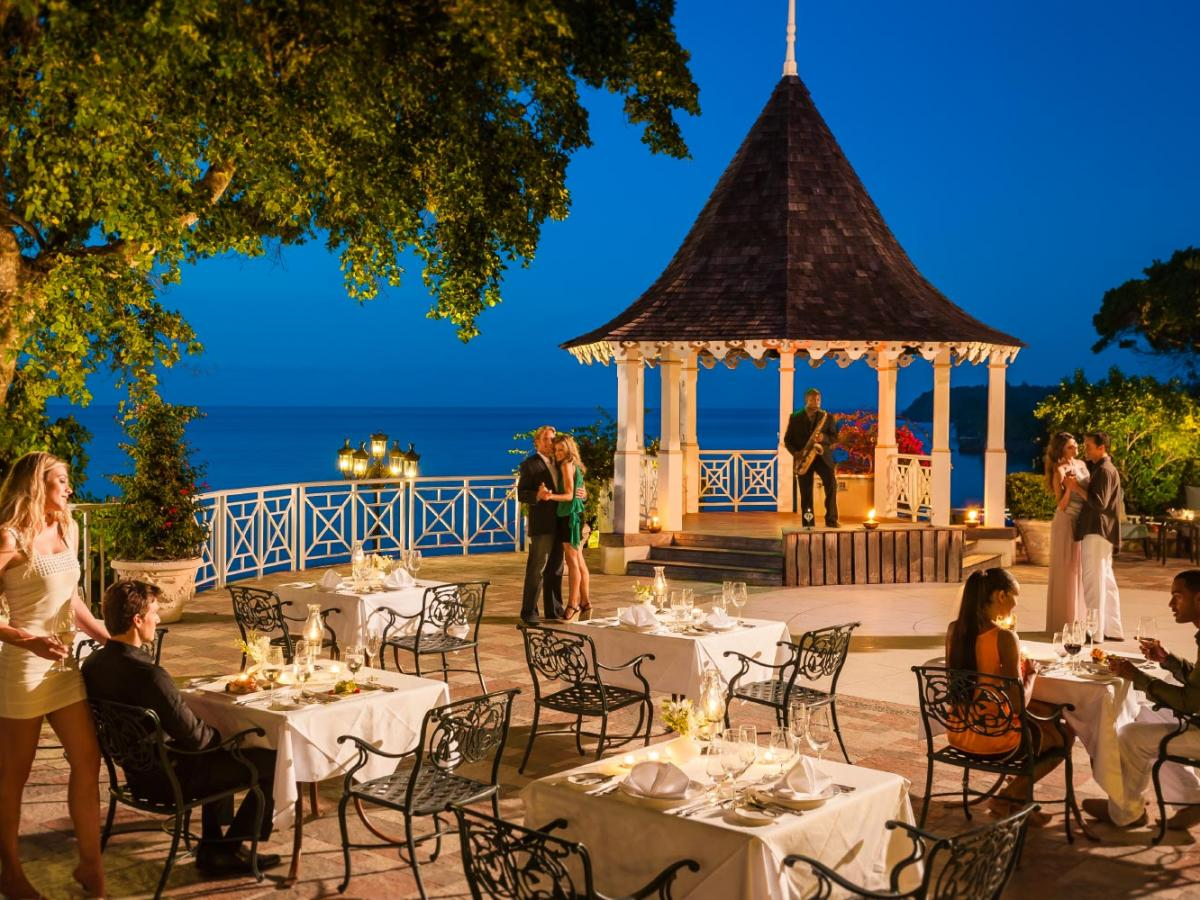 Sandals Royal Plantaion Ocho Rios Jamaica - Dining