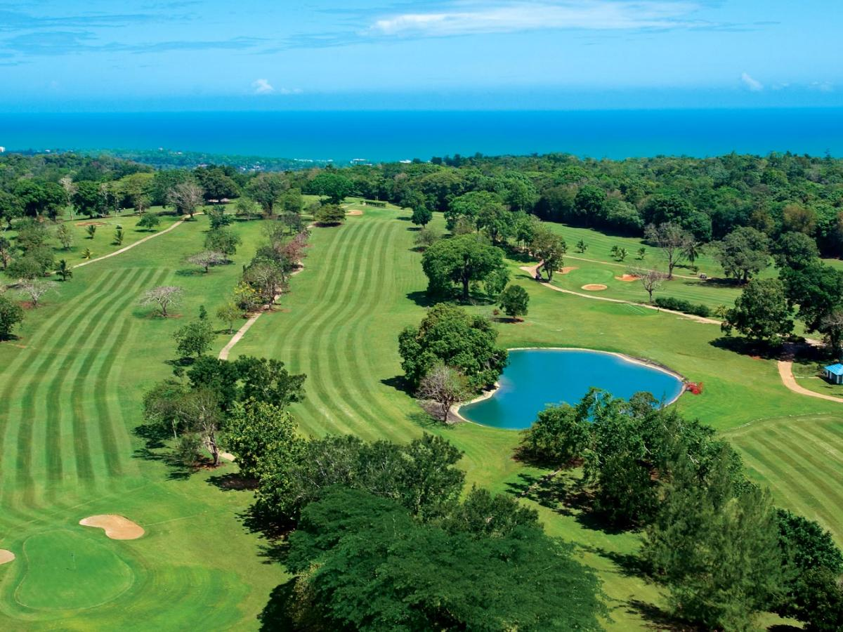 Sandals Royal Plantation  Ocho Rios Jamaica - Golf