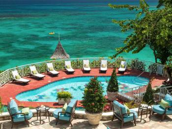 Sandals Royal Plantation Ocho Rios Jamaica - Swimming Pool