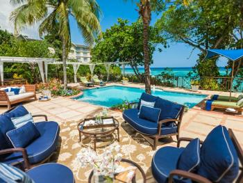 Sandals Royal Plantaion Ocho Rios Jamaica - Swimming Pools