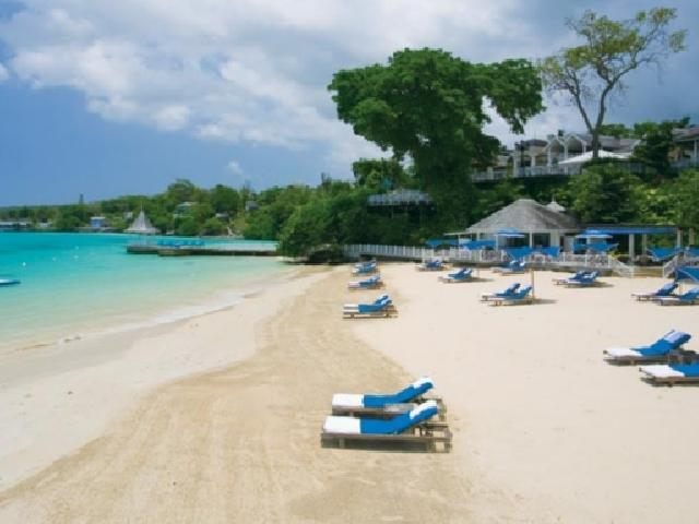 Sandals Royal Plantation Ocho Rios Jamaica - Beach