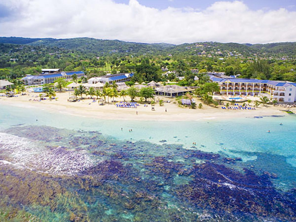 Jewel Dunn's River Beach Resort & Spa Jamaica - Beach