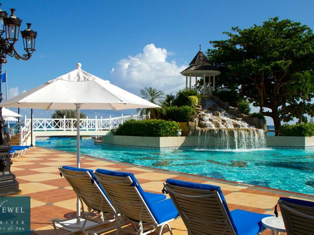 The Jewel Dunn's River Beach Resort & Spa Ocho Rios Jamaica - Sw