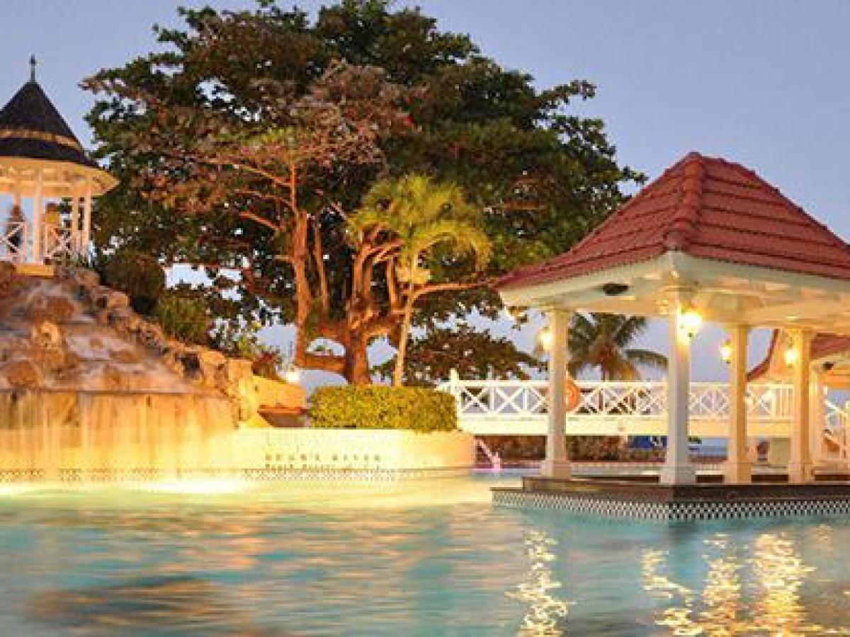 The Jewell Dunn's River Beach Resort & Spa Ocho Rios Jamaica - Resort