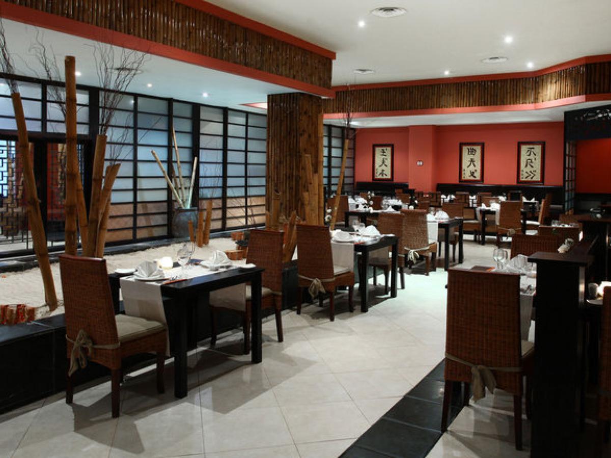 Gran Bahia Runaway Bay Jamaica - Mikado Japanese Restaurant