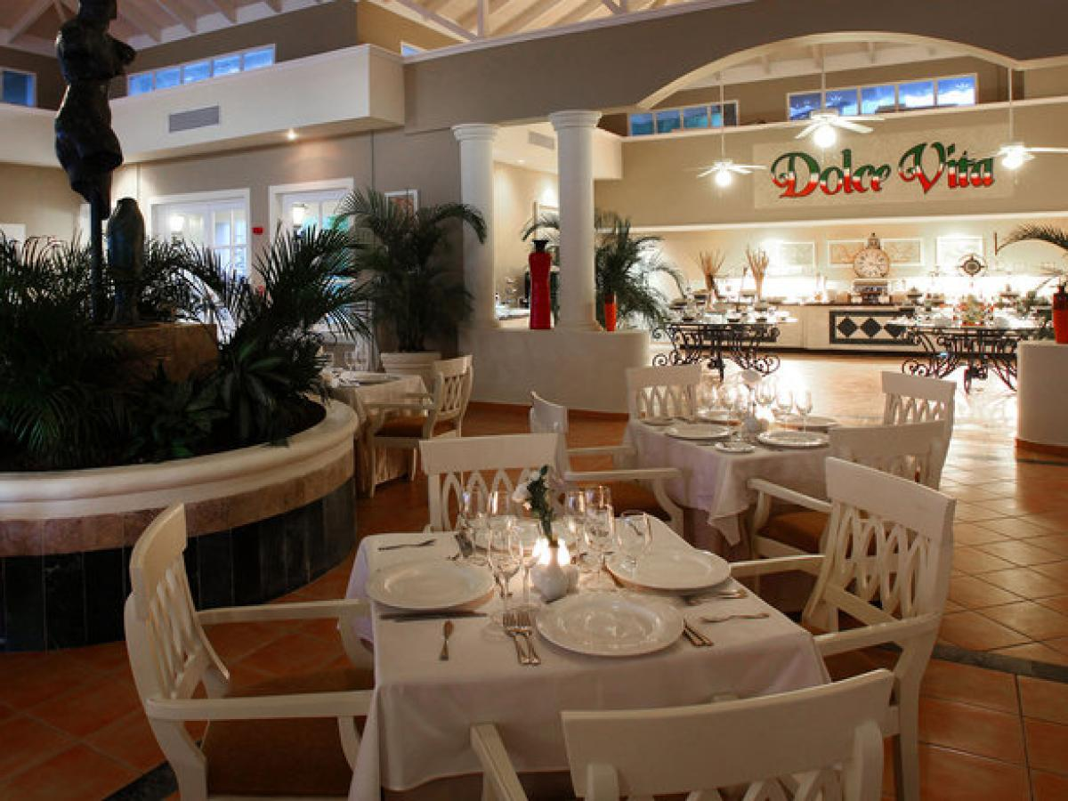 Gran Bahia Runaway Bay Jamaica - Dolce Vita Restaurant