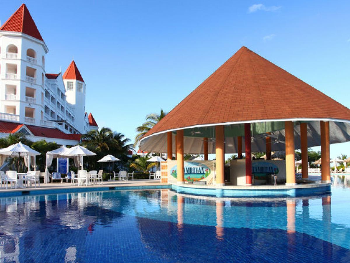Gran Bahia Principe Jamaica - pool bar