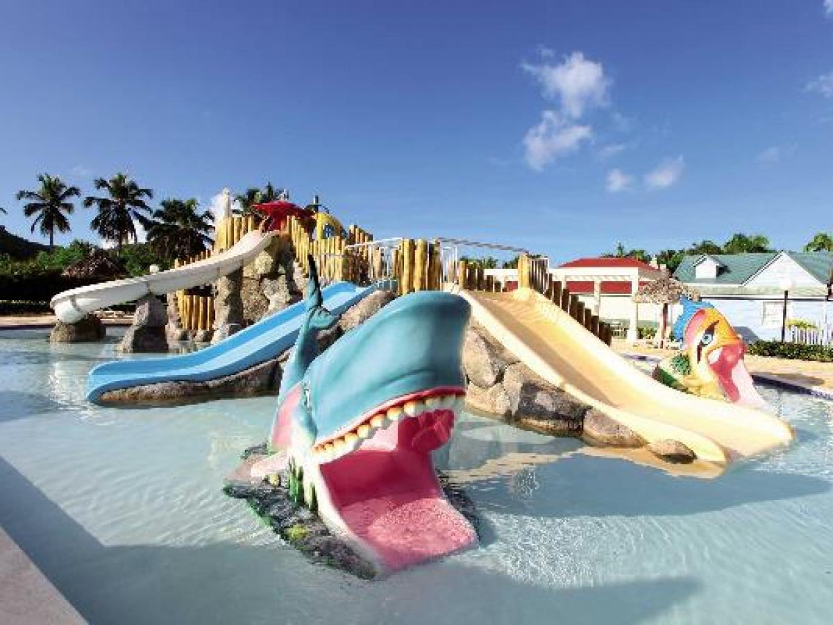 Gran Bahia Principe Runaway Bay Jamaica - Water Park