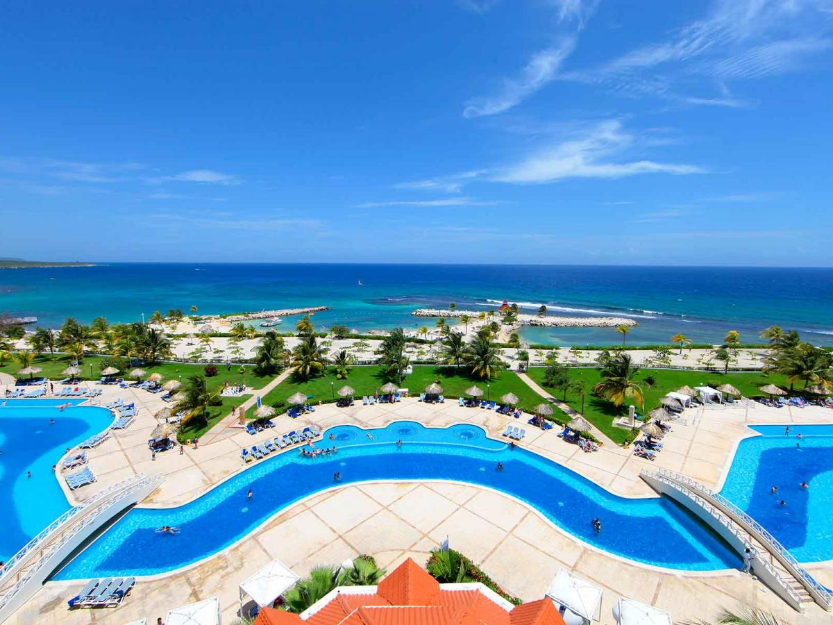 Gran Bahia Principe Runaway Bay Jamaica - Resort