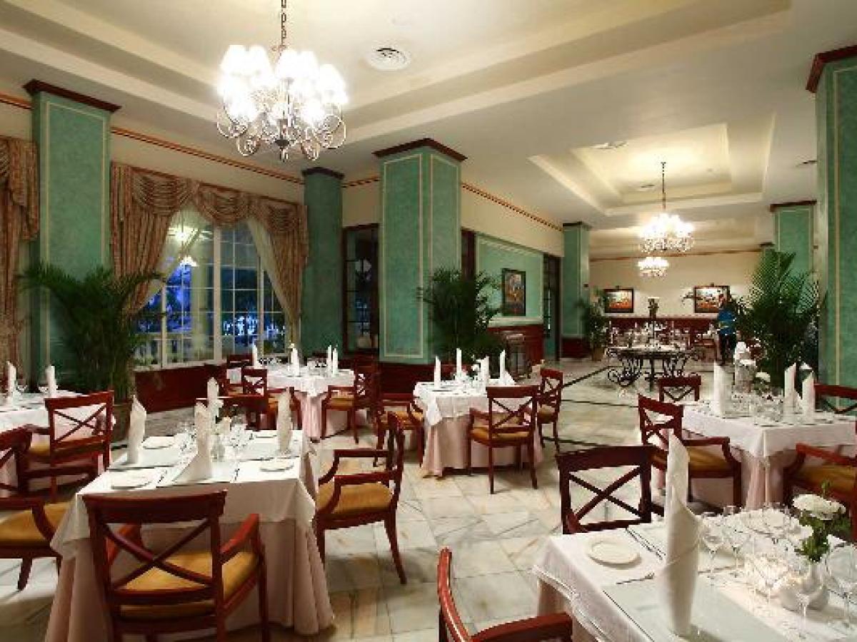 Gran Bahia Principe  jamaica - gourmet don pablo restaurant