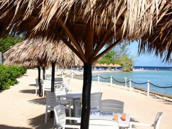 Gran Bahia Principe jamaica -  playa bar