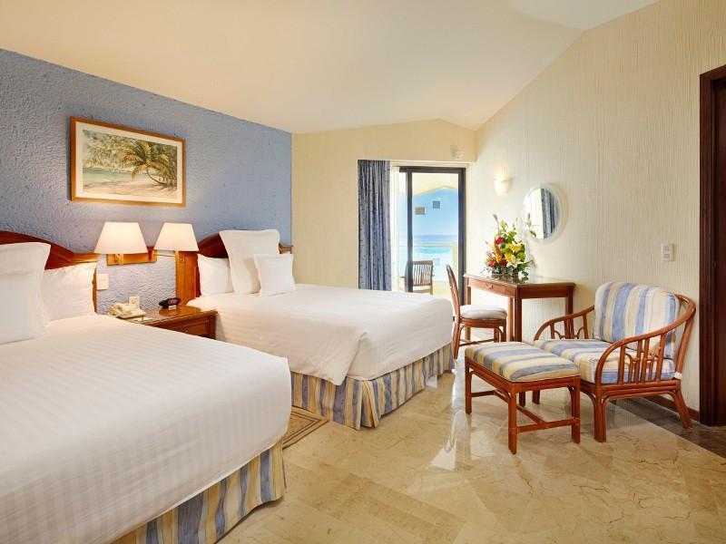 Barcelo Tucancun Cancun Mexico - Double Ocean Front Premium Level