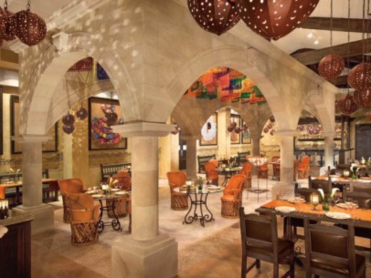 Dreams Riviera Cancun Resort & Spa - El Patio